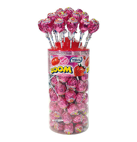 Zoom Lolly Jardgubbe